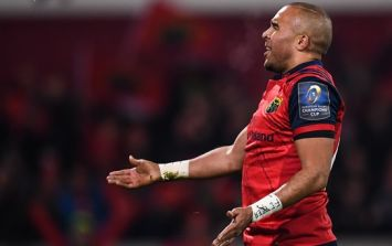'I think Zebo is hungry to score so he can do his little dance' - Conor Murray on his understanding with Simon Zebo
