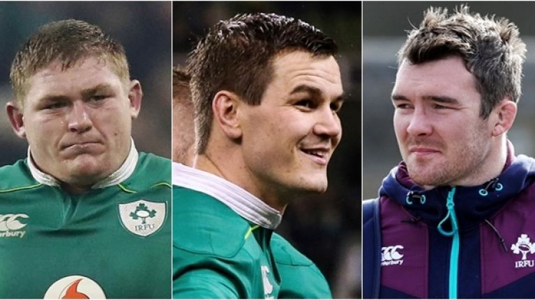 Irish rugby's top earners after latest round of contract agreements