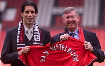 Can you name the clubs that Manchester United signed these players from?