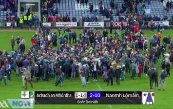 Stories will be told and retold of the day Moorefield won a Leinster title that was already in Westmeath
