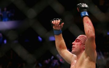 Georges St-Pierre's coach names two megafights that he would return for