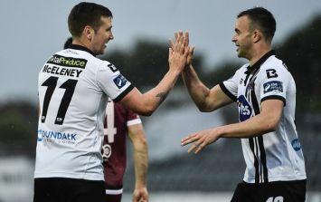 'He's the best footballer in the Irish league' - Oldham confirm their interest in Dundalk midfielder