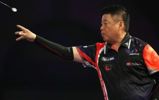 Mark Webster beaten by 63-year-old Paul Lim in World Darts Championship shocker