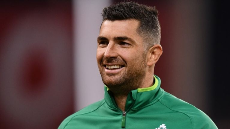 IRFU central contract is exactly what Rob Kearney deserves