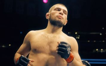 Khabib Nurmagomedov finally addresses weight rumours