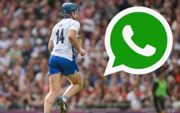 """""""Jesus, it was the total opposite. Everyone was just jeering each other"""" - Waterford's WhatsApp group after Galway loss"""