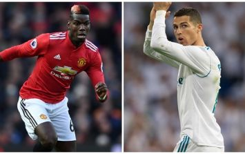 Paul Pogba reveals why he rejected Real Madrid for Manchester United return