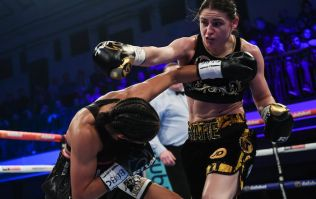 Katie Taylor successfully defends world title, but it wasn't all smooth sailing