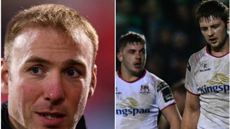 'They were pushed around and beaten up' - Stephen Ferris on 'rubbish' Ulster performance