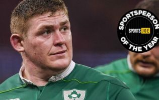 You have the perfect opportunity to reward Tadhg Furlong for one hell of a year