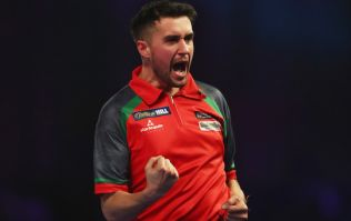 Brilliant Jamie Lewis knocks second seed Peter Wright out of the World Championship