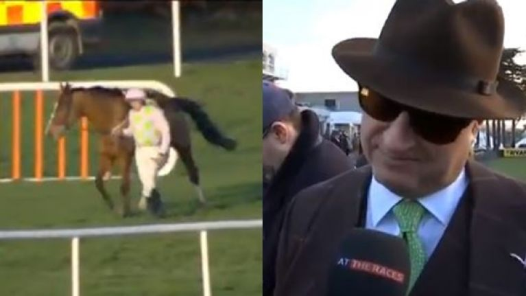 Rich Ricci gives brutally honest assessment of Leopardstown 'disaster'