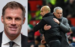 Jamie Carragher claims Manchester United would win the league under Pep Guardiola