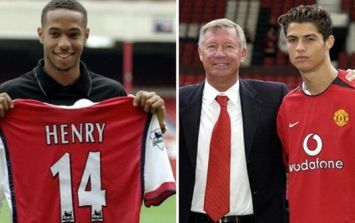 Can you name the clubs that these Premier League icons were signed from?