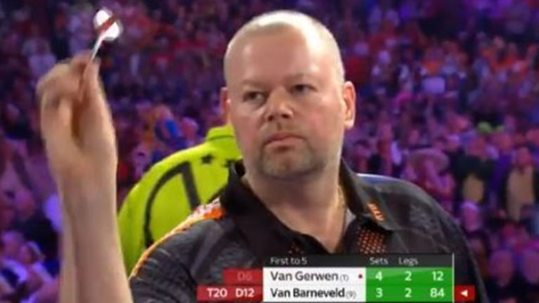 The astounding check-out that transformed van Gerwen-van Barneveld into an instant classic