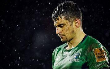 Tiernan O'Halloran's recollections of his early days at Connacht are a real eye-opener