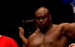 Bob Sapp's next fight may actually be against a bear