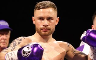 Confirmed: Carl Frampton to fight four-weight world champion in Belfast