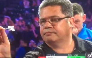 Huge controversy as Justin Pipe accused of deliberately putting off opponent during crucial dart