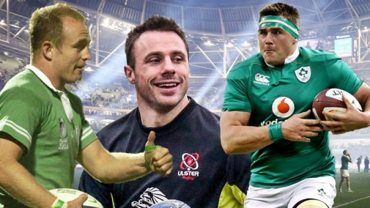 Ireland's most sublime rugby talents of the last two decades: No.22 to No.12