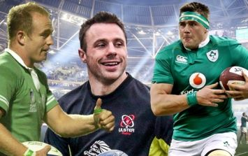 Ireland's most beautiful rugby players to watch of the last 20 years: 20-11