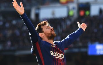 Argentina chief asks Lionel Messi to play less at Barcelona