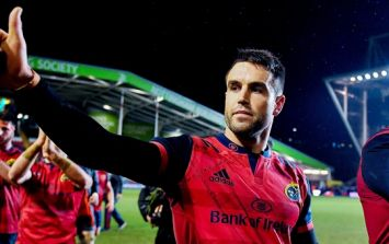 There wasn't even a debate before Conor Murray's latest award was announced