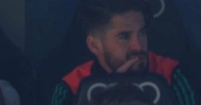 Isco issues sweary response to report that he refused to come on in El Clasico