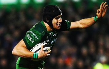Ultan Dillane a bloody colossus as Connacht inflict record defeat on Ulster