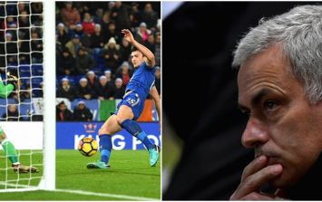 Jose Mourinho hits out at Manchester United players after Leicester draw