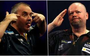 Raymond van Barneveld sums up scale of what Phil Taylor is doing with classy tribute