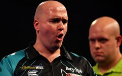 Rob Cross beats Michael van Gerwen in one of the most incredible games of all time