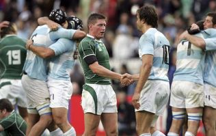 Ronan O'Gara pays tribute to one of rugby's greatest ever players