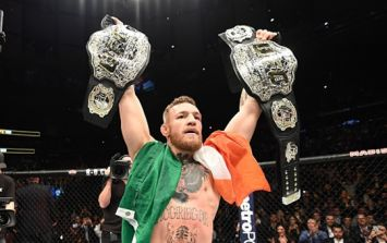 The UFC can strip Conor McGregor of the belt but they need him now more than ever