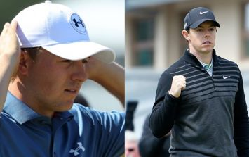 Rory charges up the leaderboard as Spieth suffers rough start to second round