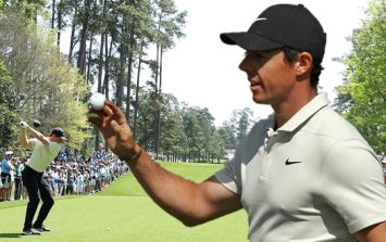 Rory McIlroy ready to go green with gutsy Masters performance