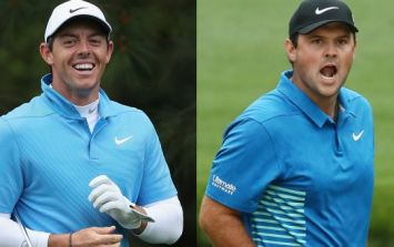 The Masters: Rory McIlroy couldn't resist starting the mind games with Patrick Reed ahead of Sunday showdown