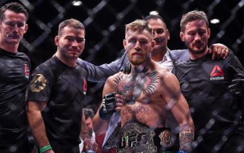 Team Conor McGregor members denied access to UFC 223