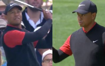 The Masters: Tiger Woods nearly sends Augusta wild with his first ace in 20 years