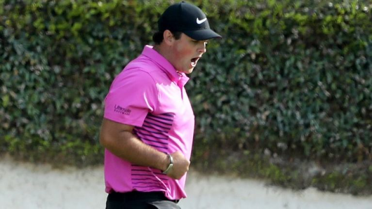 Patrick Reed holds his nerve to win The Masters after sensational showdown with Spieth and Fowler