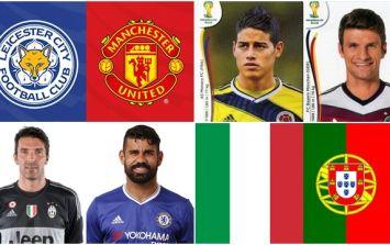 The SportsJOE Football Quiz: Week 51