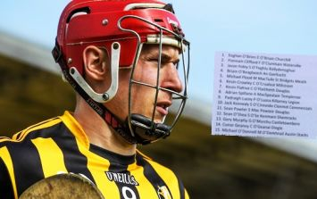 Team of the National Hurling League