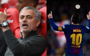Manchester United's academy coaches use picture of Lionel Messi to keep players grounded