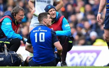 Saracens deny what everyone else knows about targeting Johnny Sexton