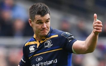 Johnny Sexton is pissed off by a lot of results but he longs for Champions Cup final return