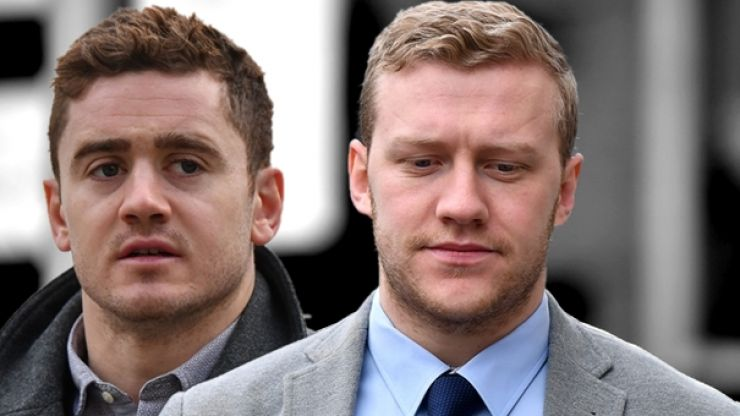 Ulster open to bringing back Paddy Jackson and Stuart Olding
