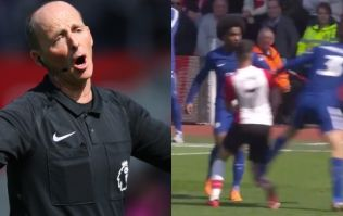 Matt Le Tissier doesn't hold back with Mike Dean criticism for missing Marcos Alonso's shocker on Shane Long