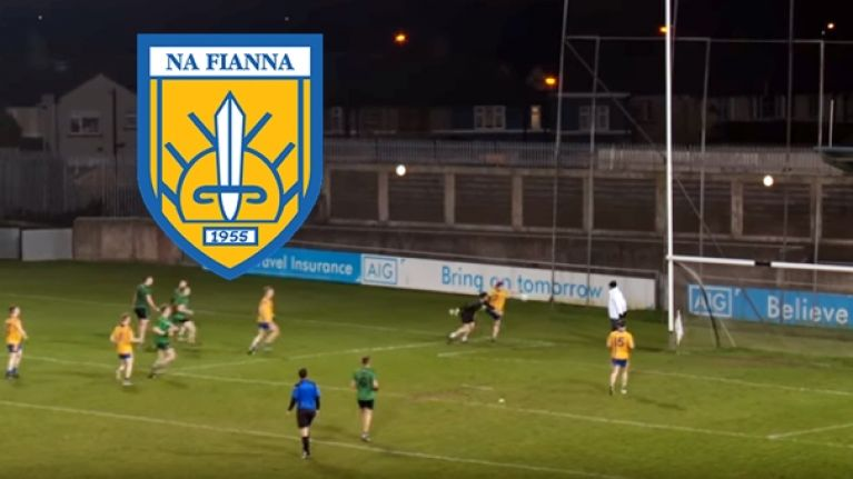 Na Fianna defender shows why every lost cause is worth chasing down