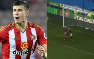 WATCH: Not known for scoring worldies, Paddy McNair goes ahead and scores a worldie for Sunderland