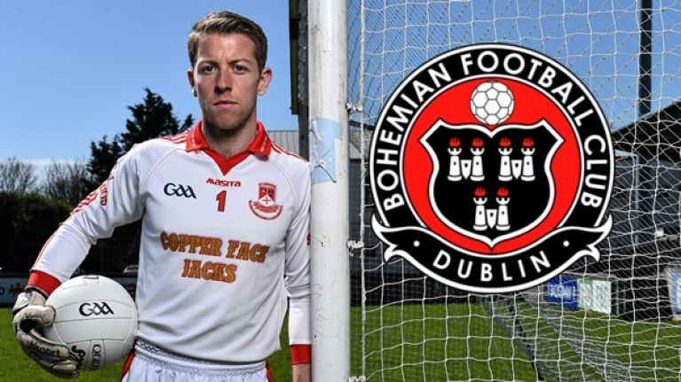 20430880195 Shane Supple lines out for GAA team hours after starring in Bohemians  victory